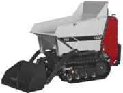 Pásový minidumper C&F T85
