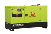 Elektrocentrála GSW 50Y 3f