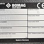 Zeminový válec BOMAG BW 213 D-5 - 8