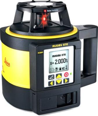 Rotační laser Leica Rugby 840
