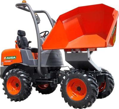 Dumper AUSA 150 AHG, nosnost 1,5 t