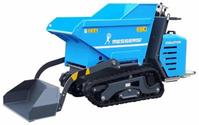 Pásový minidumper Messersi TC 120d