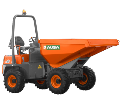 Dumper AUSA 350 AHG, nosnost 3,5 t