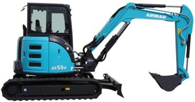 Minirypadlo AX55U